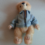Ty Beanie Attic Treasures Canada bear